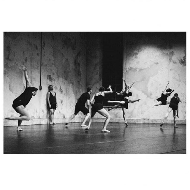 Sydney Dance Company's Frame of Mind back in 2015.