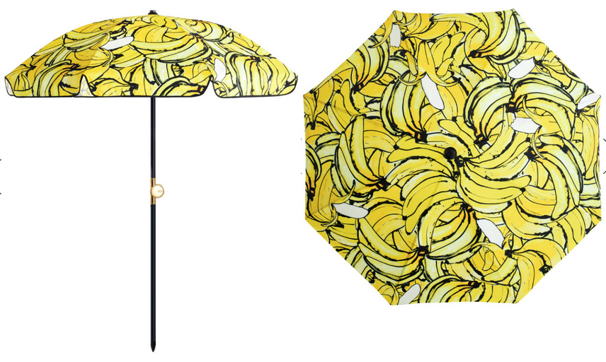 Basil Bangs Outdoor Umbrella
