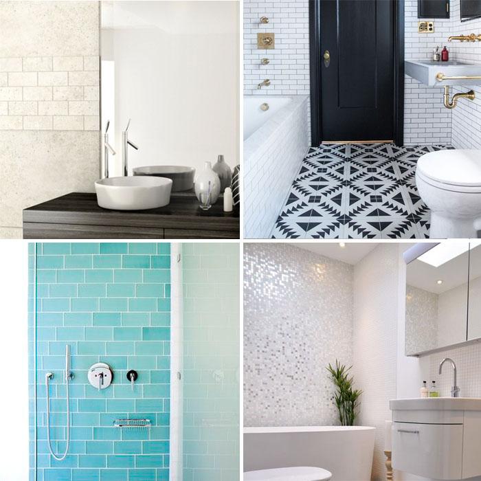 Bathroom Tile Ideas Colour