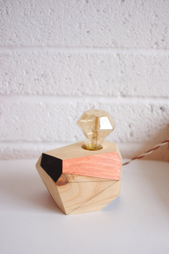 Polymorphics Geometric Lamp