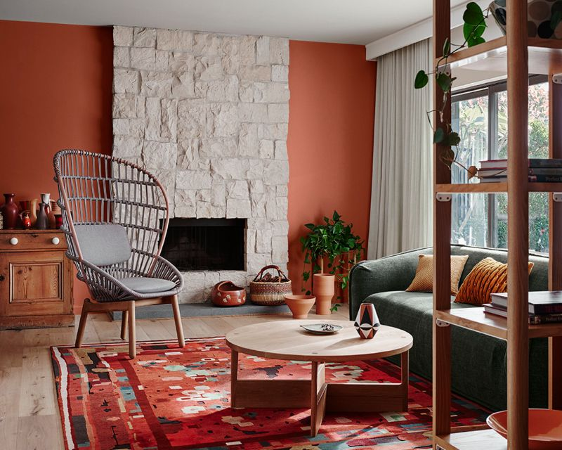 Dulux Interior Colour Trends - Kinship