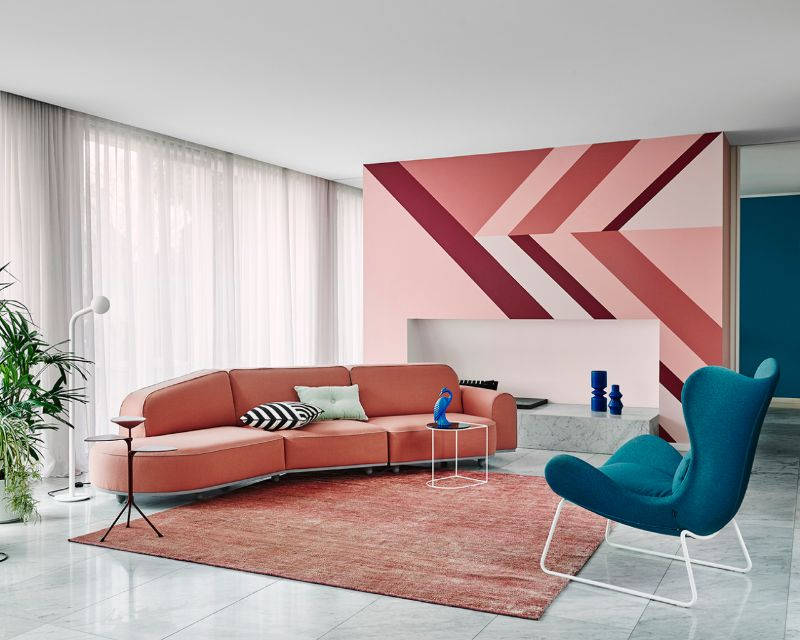 Dulux Interior Colour Trends 2018