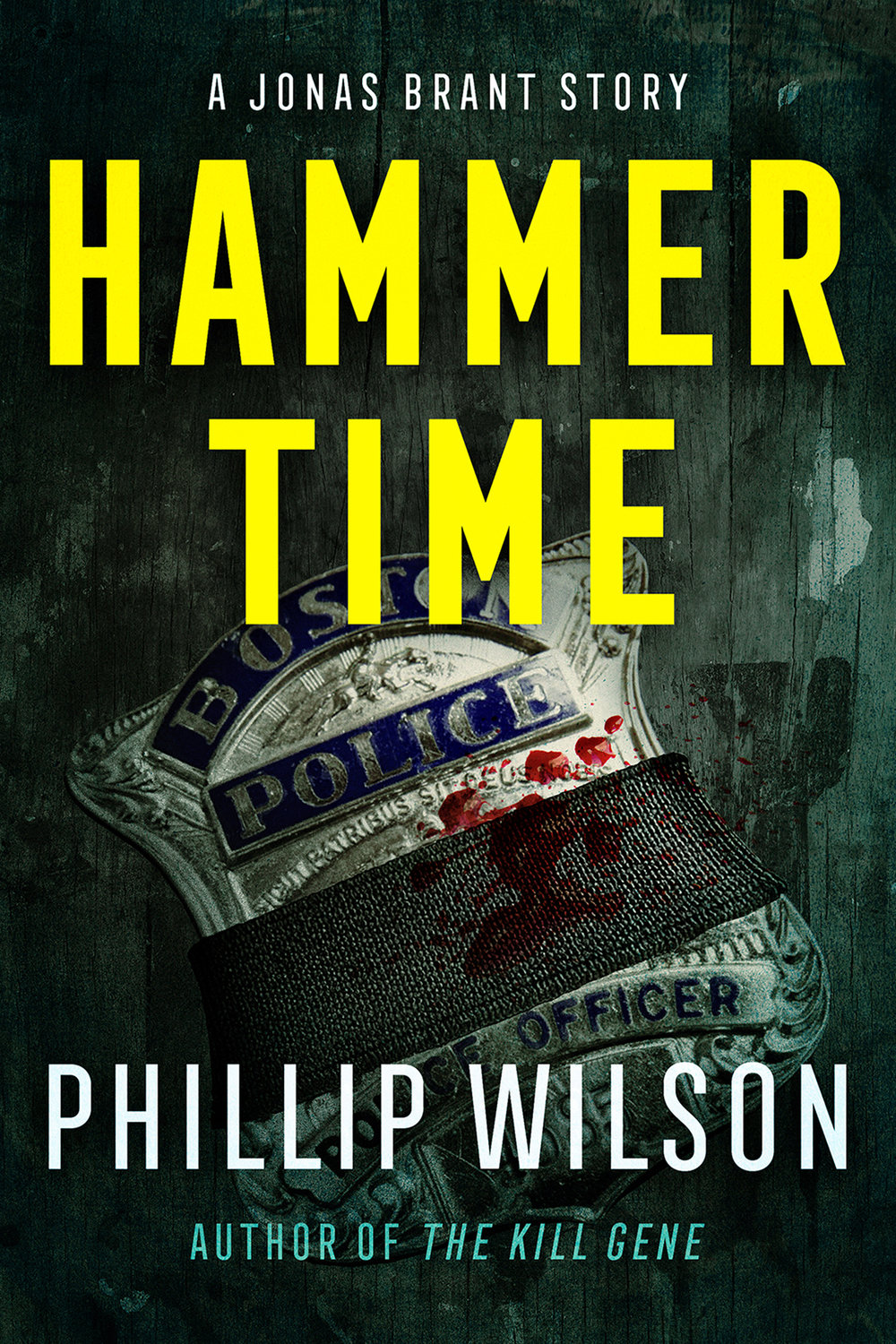 Hammer Time book cover.