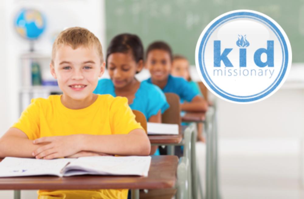 Kid Missionary - K-5th Grade