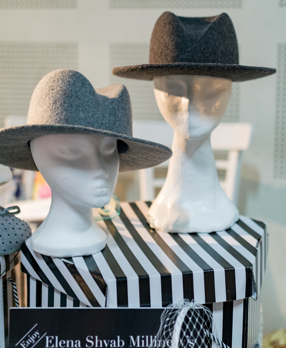 Hats by Elena Shvab
