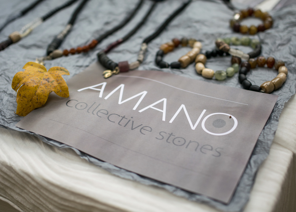 AMANO collective stones