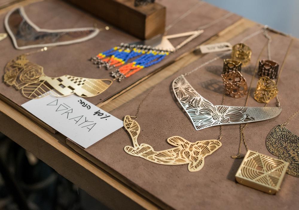 Doraya Avital Kancepolsky accessories