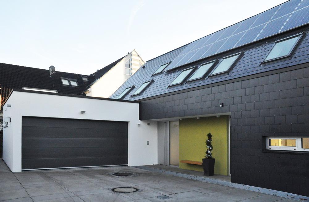 Architekt Mainz wohnhaus bo mainz neubau architekt hofbauer