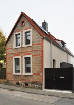 Architekt Mainz wohnhaus a mainz sanierung architekt hofbauer