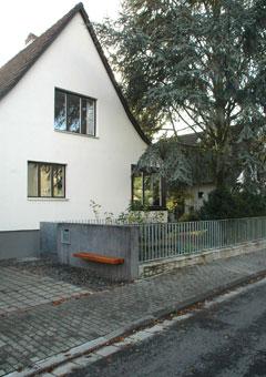 Architekt Mainz wohnhaus sb mainz sanierung architekt hofbauer