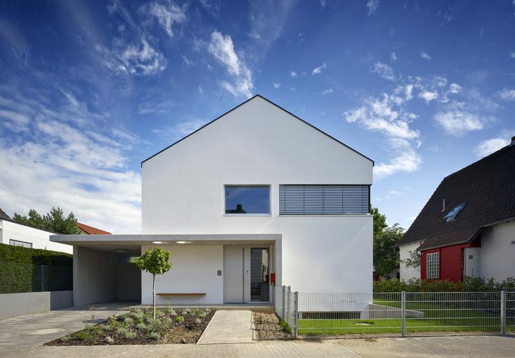 Architekt Mainz wohnhaus h mainz neubau architekt hofbauer