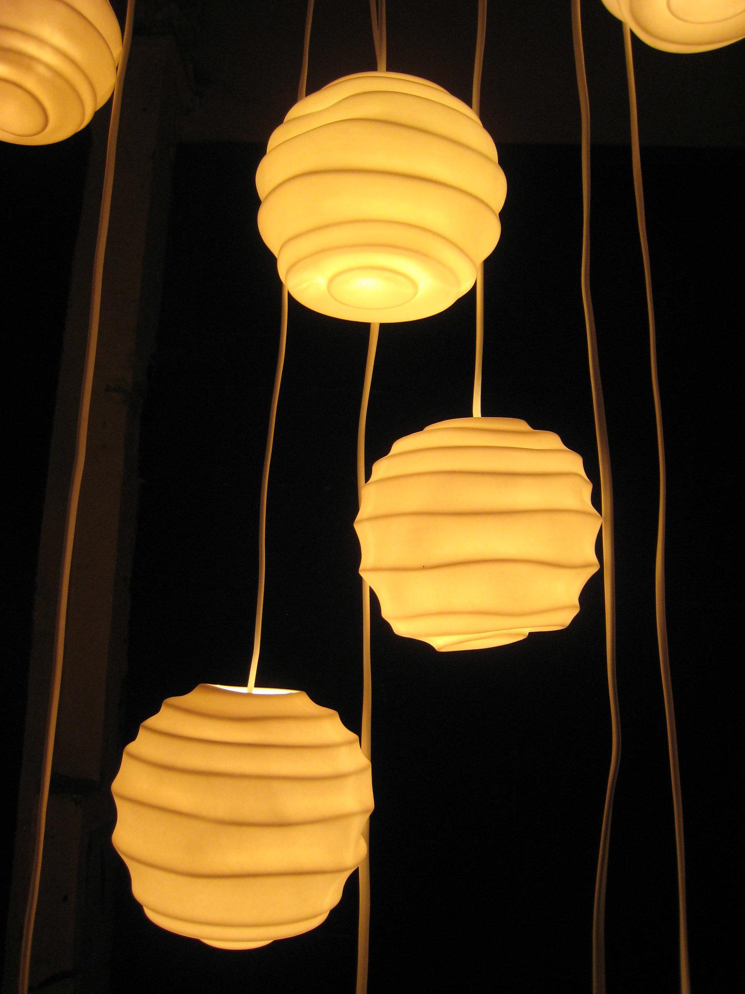 Warped Light — Tamsin van Essen