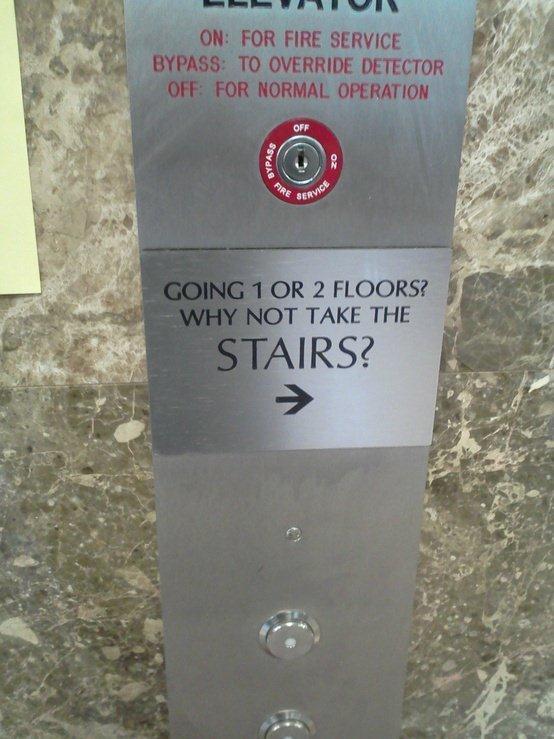stairsorelevator
