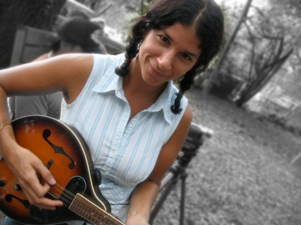 Karla Pierce, Bluegrass in the Grove, North Miami FL.jpg