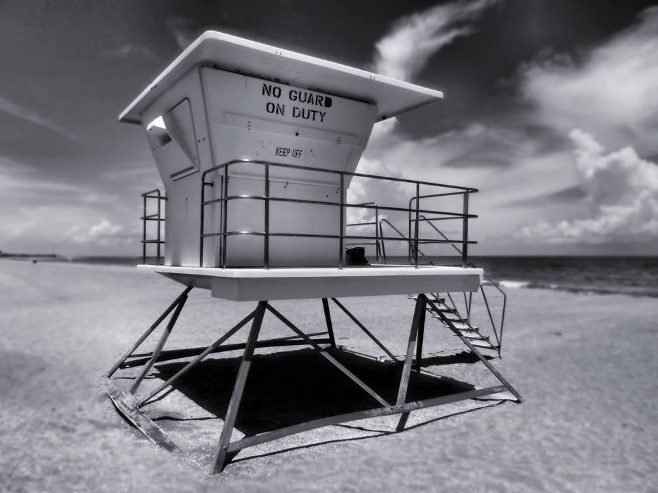 Lifeguard Tower, Ft. Pierce, FL.JPG