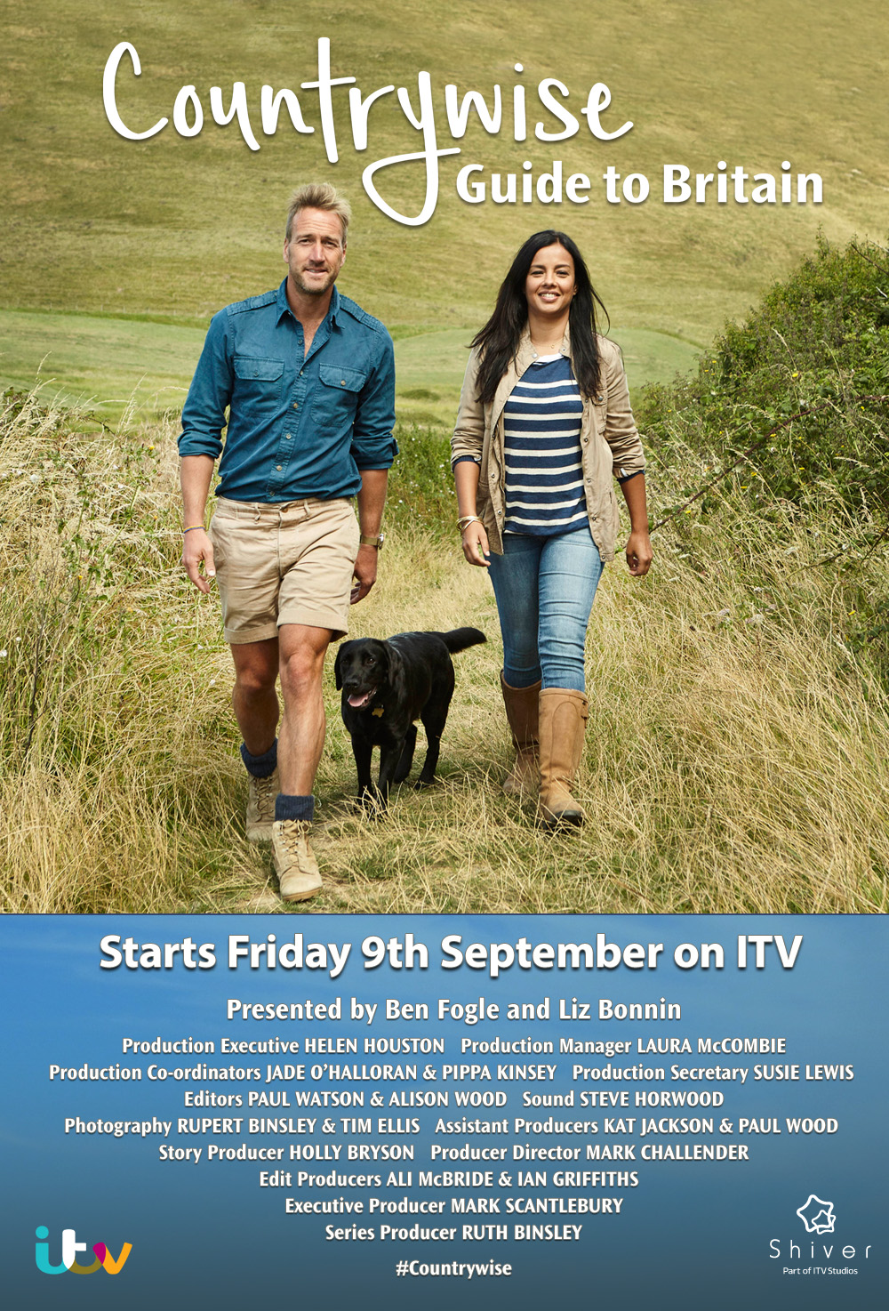 liz bonnin countrywise guide to britain jo sarsby