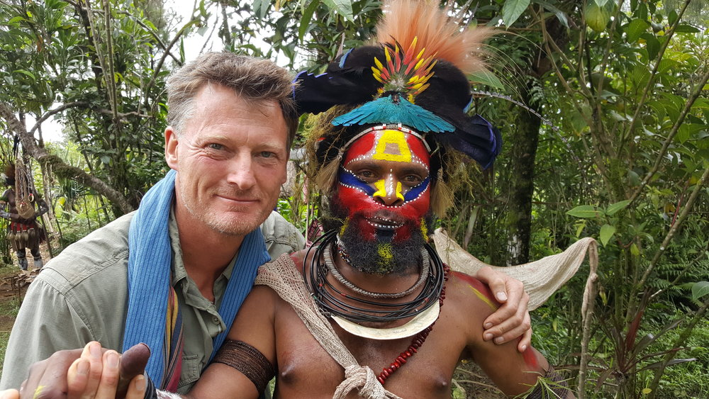 Benedict tour image with friend Howard, who was from the Hewa people 2.jpg
