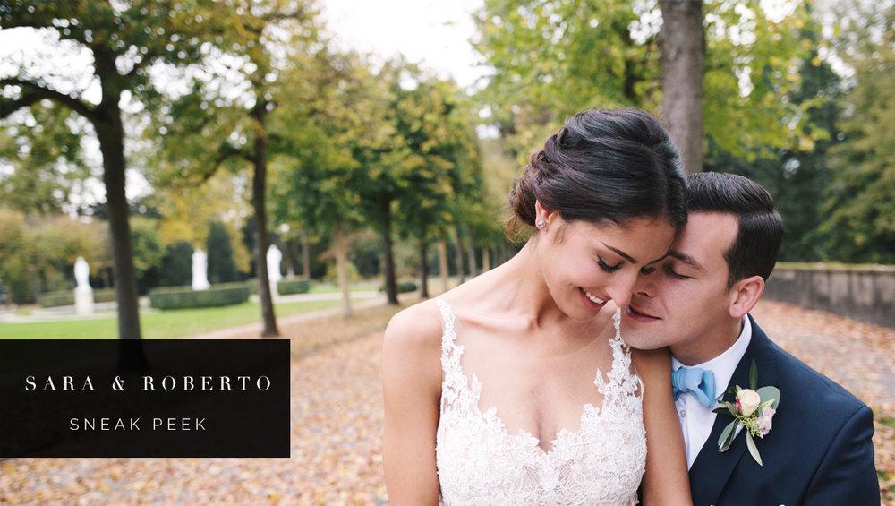 SARA & ROBERTO WEDDING BASEL