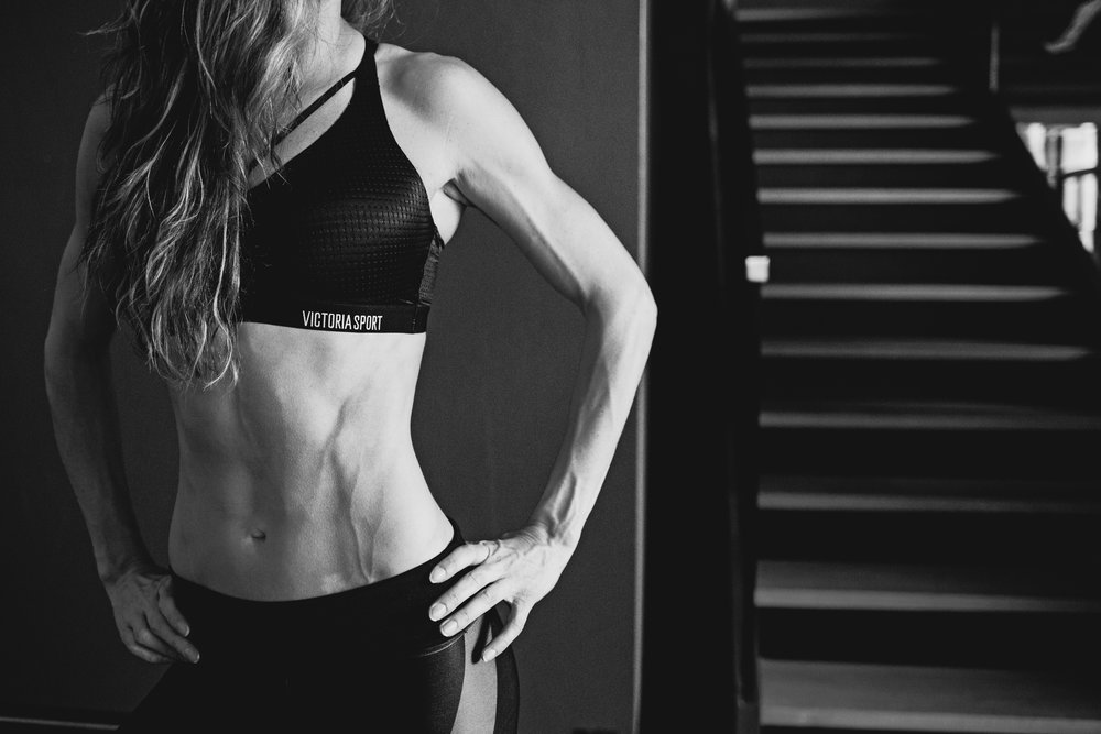 Fitness coach Emily Haug