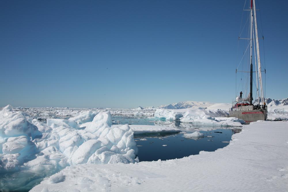 Oceans 8 Antarctica 2008