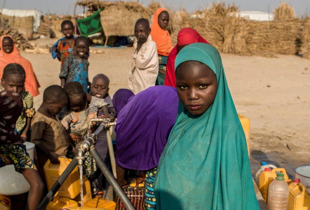Nigerian refugee camp - Newsha Tavakolian, Magnum Photos.jpg