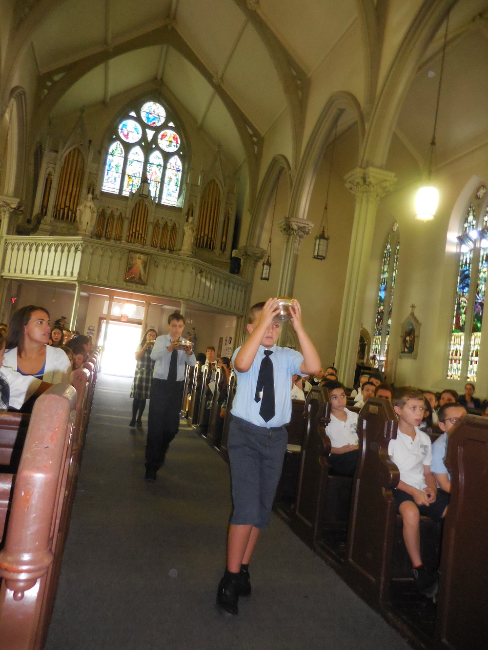 Begginhing of school Mass 015.jpg
