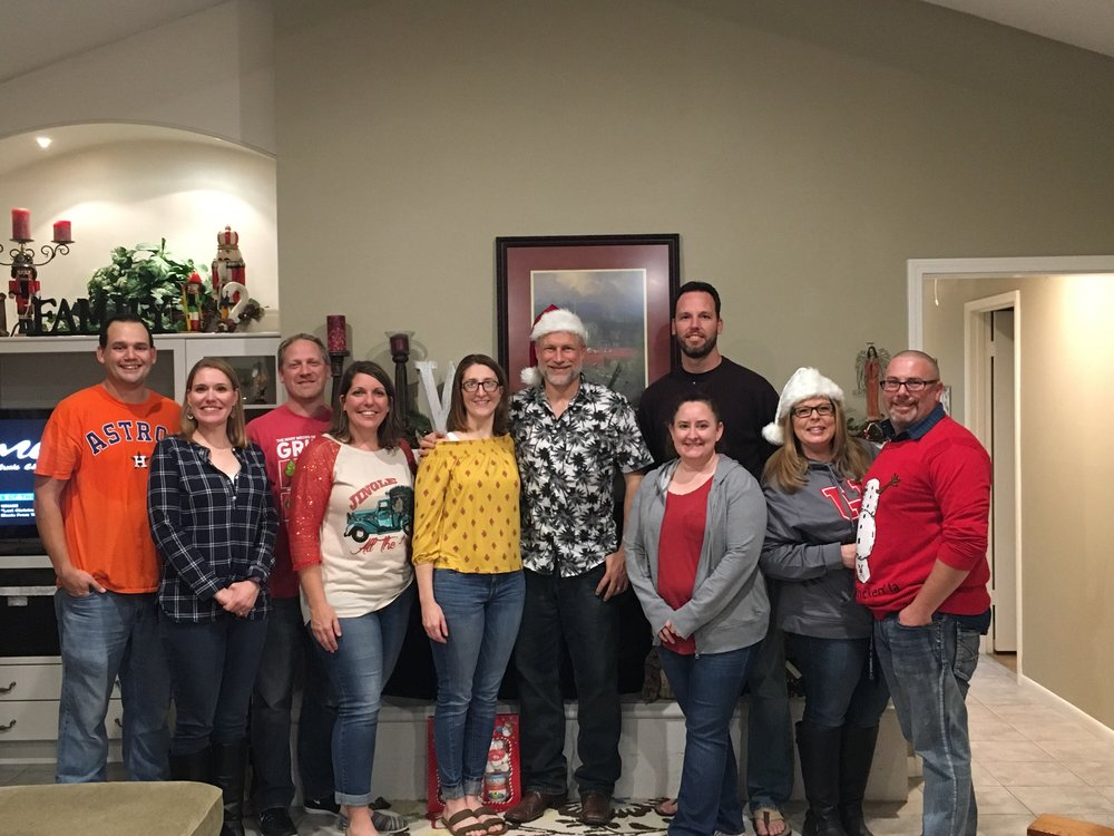 """Small groups have - allowed us to engage with others, make new friends and dive deep into God's word on a regular basis. The open and laid back format made it really easy to get started with the group and made us feel welcome and comfortable. We also really enjoy the social nights where we just spent time with everyone having fun."""