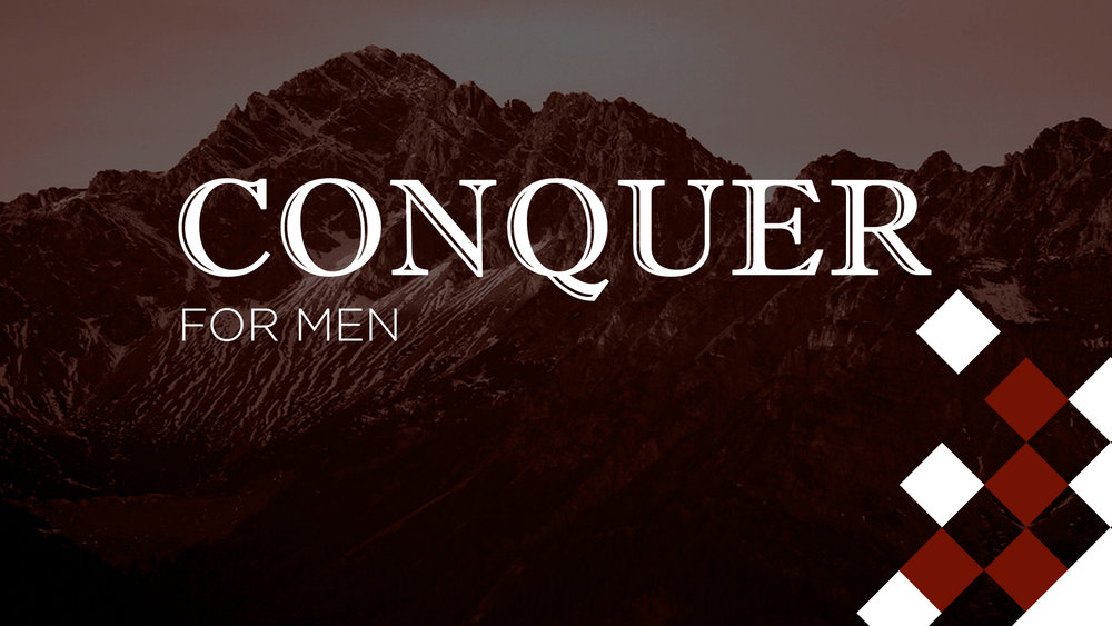 Sunday 6:30-8:30pm   Conquer is a group for men struggling in the area sexual addiction, pornography, or extramarital affairs.