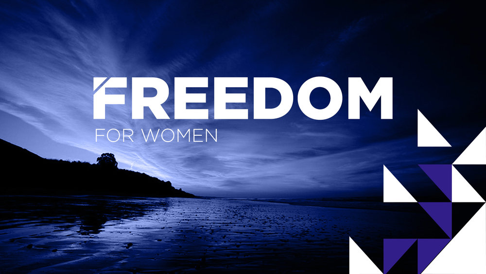 Sunday 5:30-7:30pm  Freedom is a group for women dealing with issues of pornography or sexual/love addiction in a safe environment.