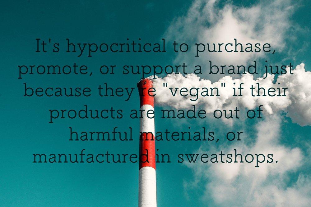 VeganLeatherIsNotEthical