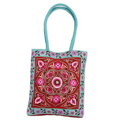 Fair Trade Embroidered Shoulder Bag