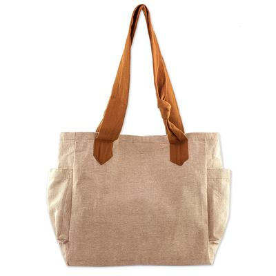 Fair Trade Cotton Tote