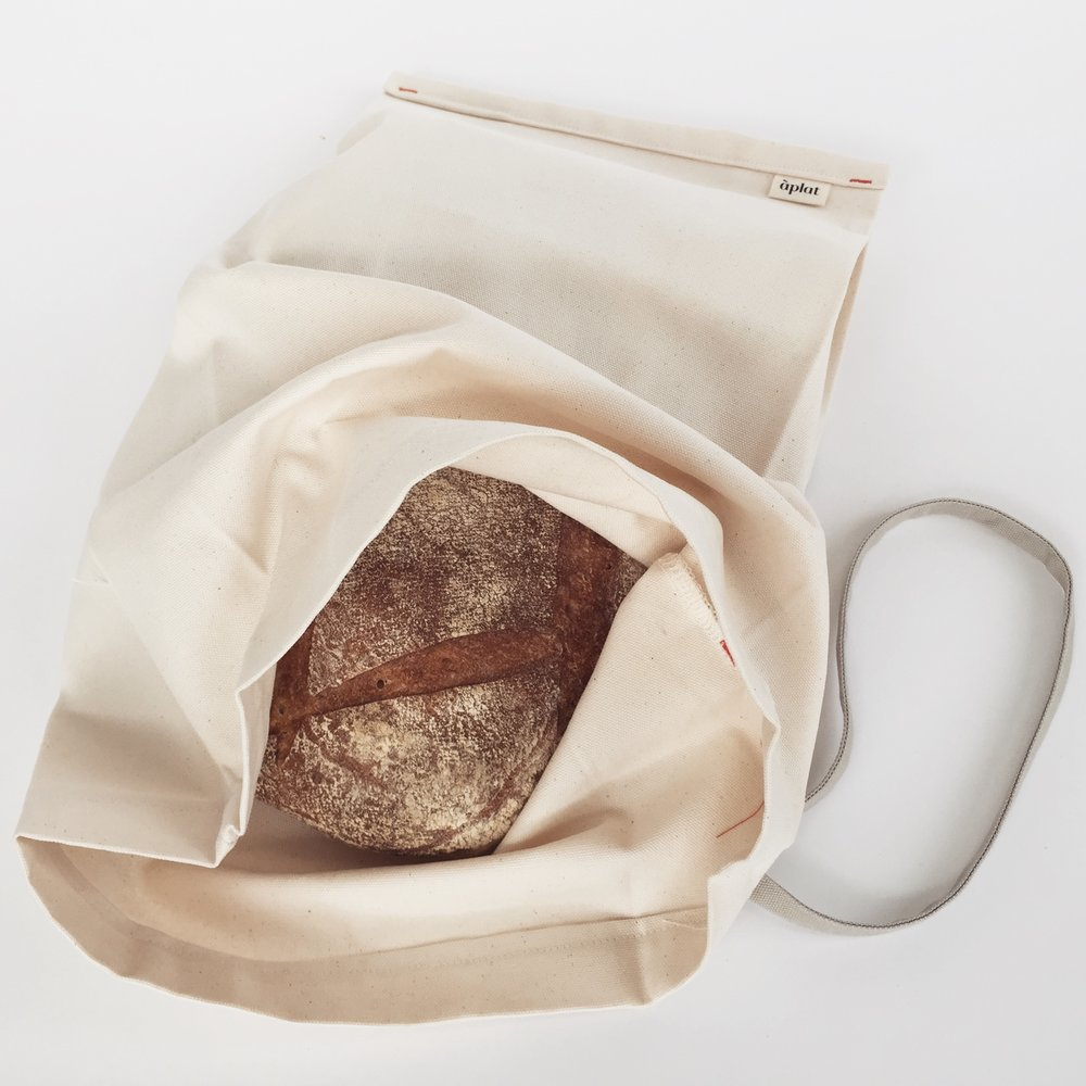 Aplat Canvas Bread Pouch