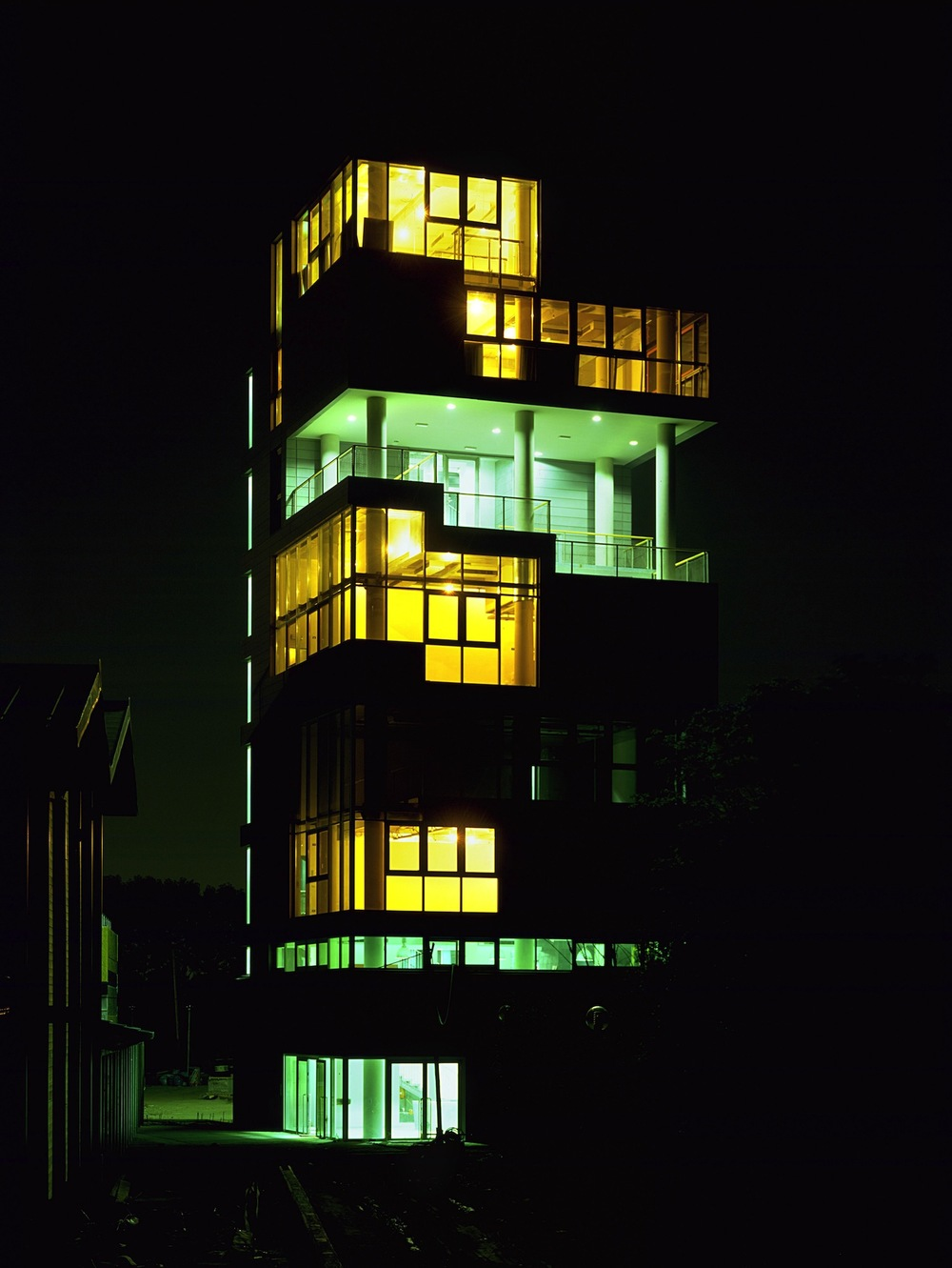 Office Tower Collegno Torino Italy