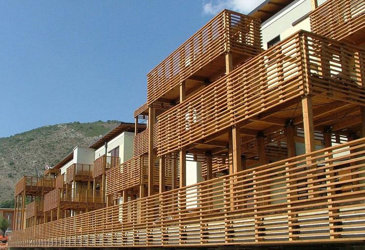 Earthquake Resistant Housing Aquila Italy