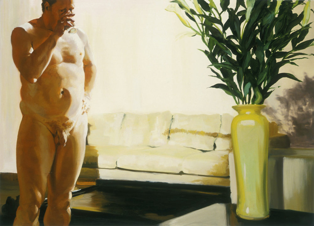 Krefeld Project; Living Room, Scene# 1, 2002.