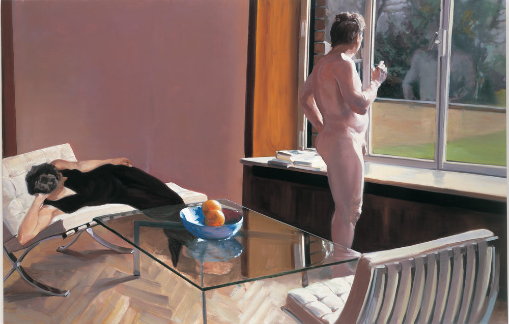 Krefeld Project; Sunroom, Scene #1, 2002.