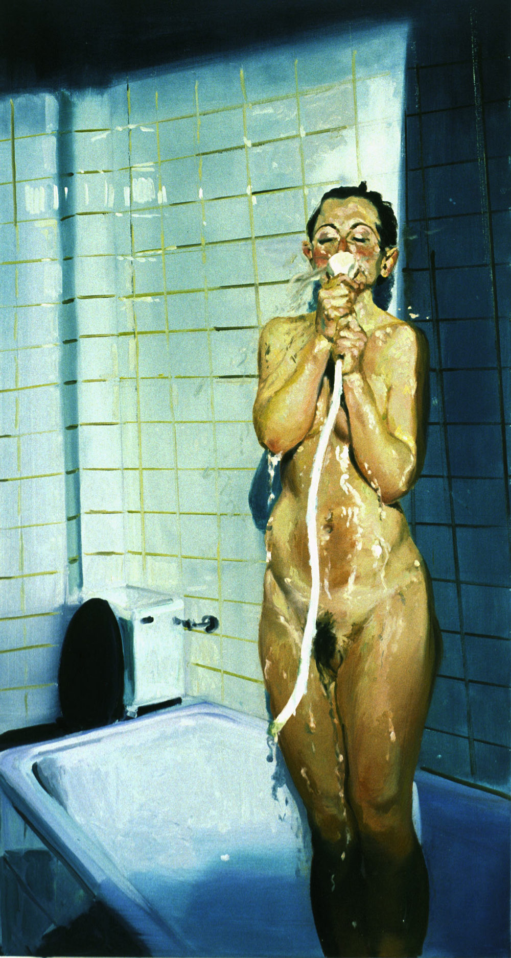 Krefeld Project; Bathroom, Scene#1, 2002.