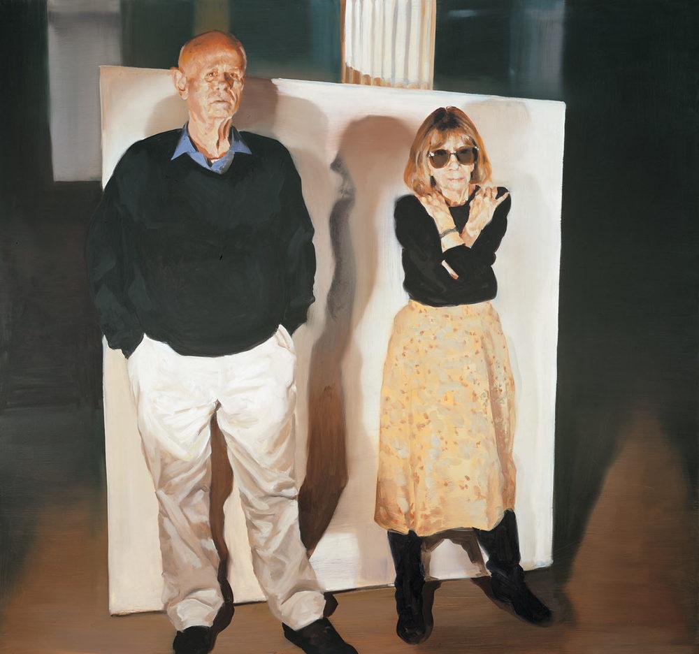 Joan and John, 2002.