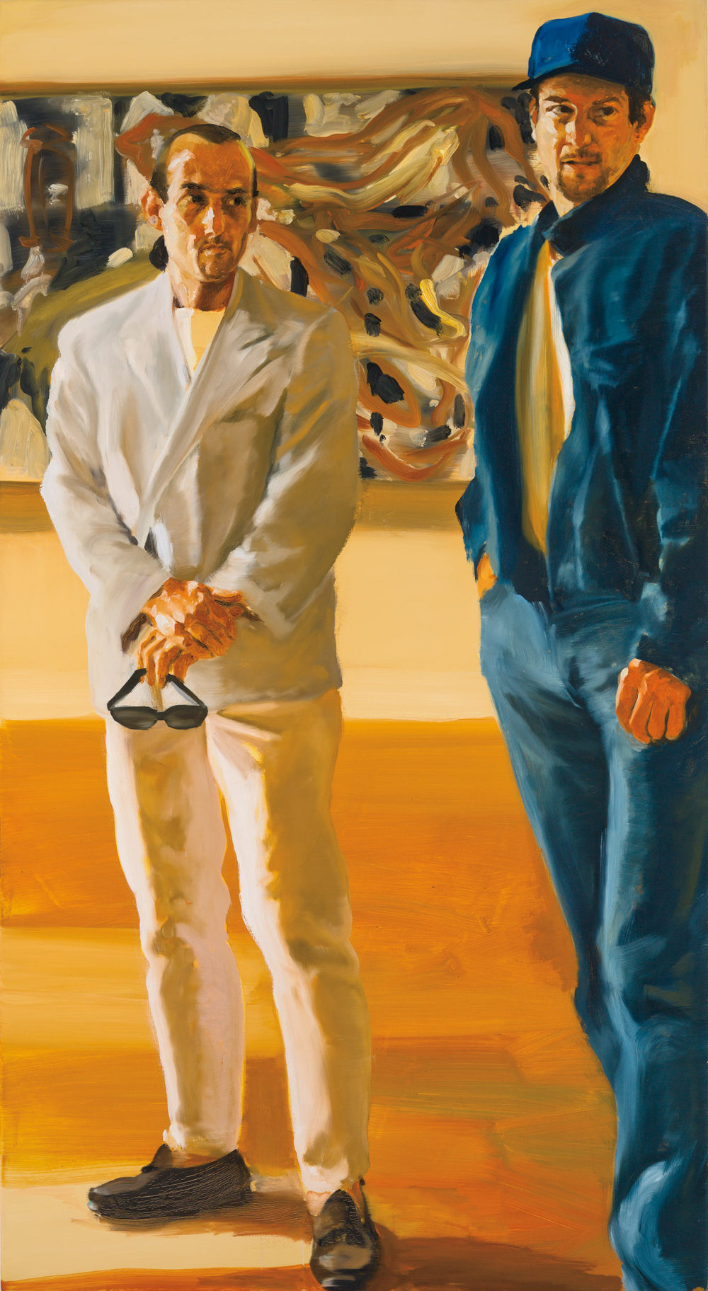 The Artist and the Athlete, 1992.