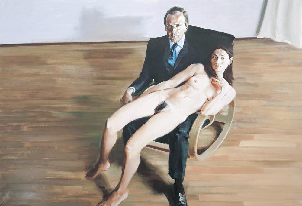 Simon and Anh, 2003.
