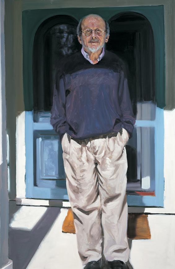 E. L. Doctorow, 2005.