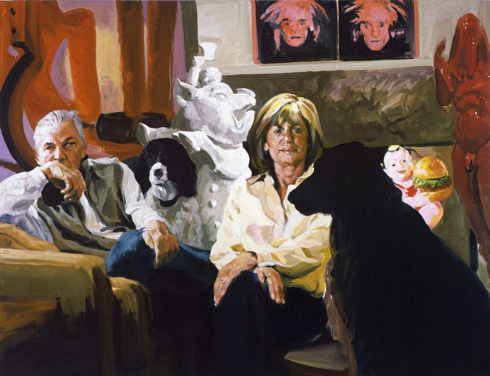 Kent and Vicki Logan, 2007.