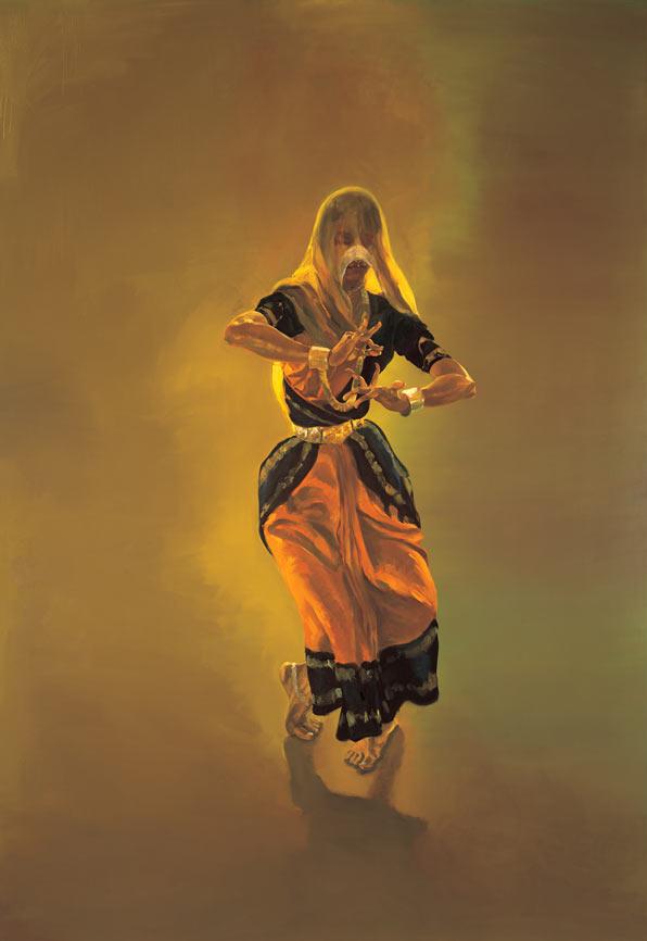 Dancer, 1990.