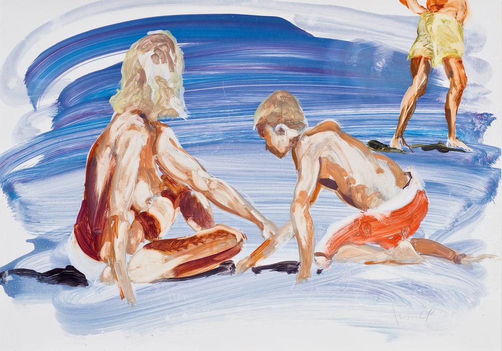 Untitled, 2008.