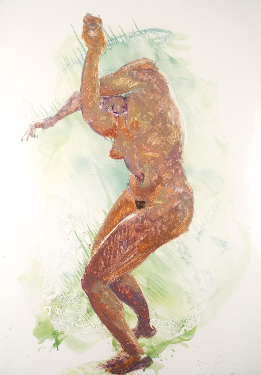 Untitled, 2001.