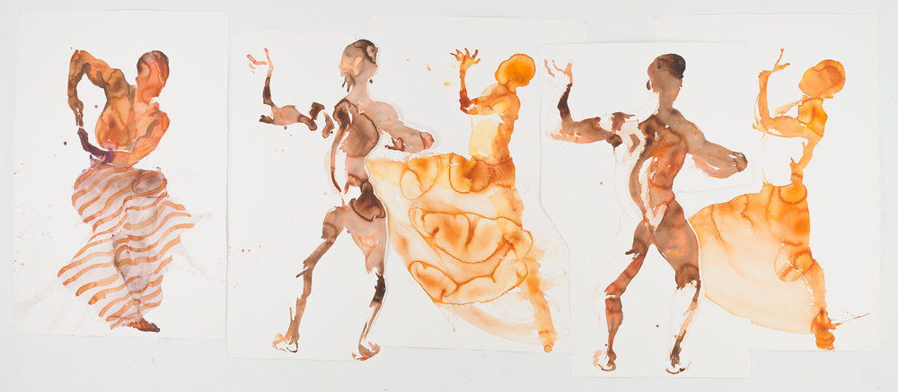 5 Dancers, 2006.