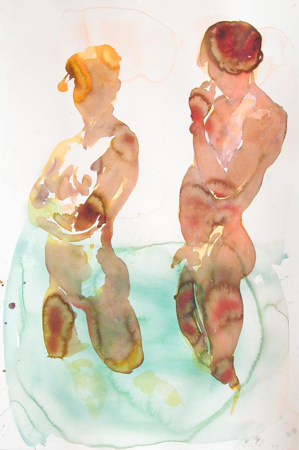 Untitled, 2003.