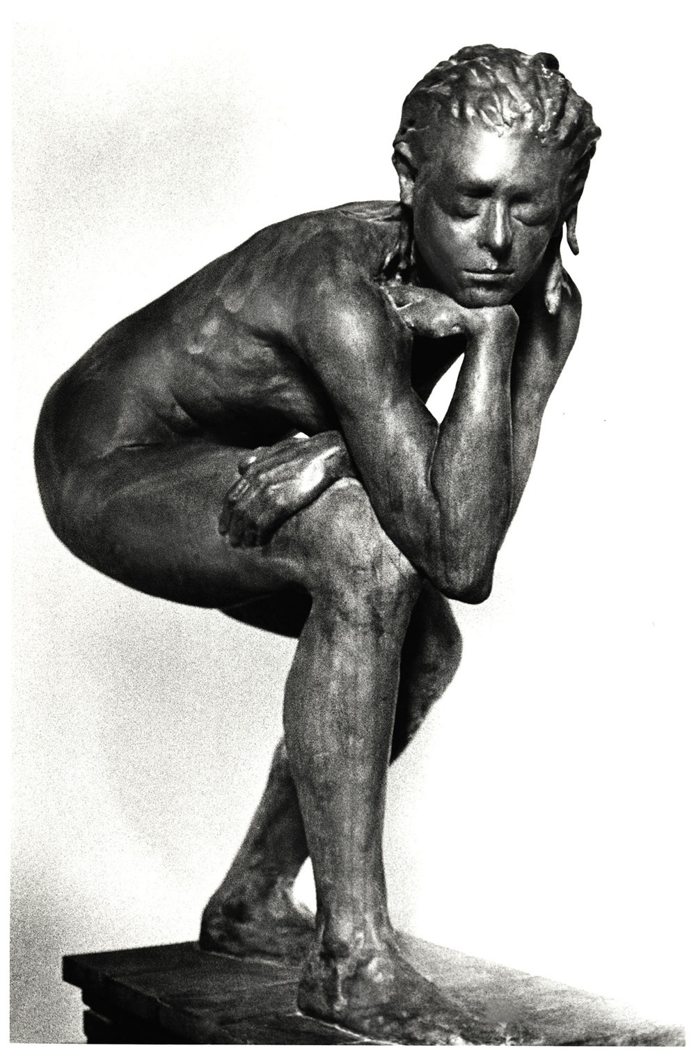 Swimmer at Rest, 1995.