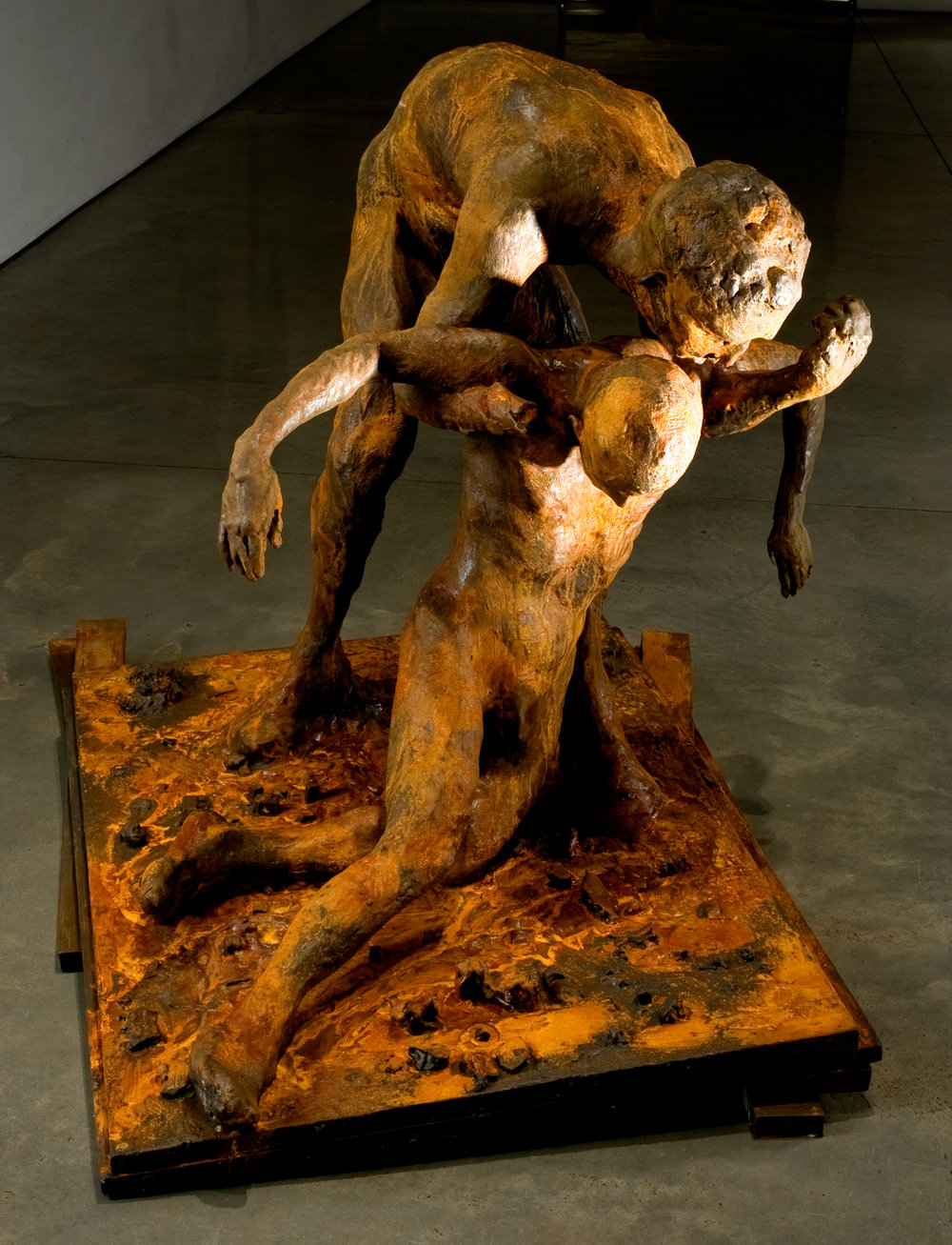 Ten Breaths: Samaritan, 2007.
